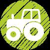 tracteur arboriculture bio